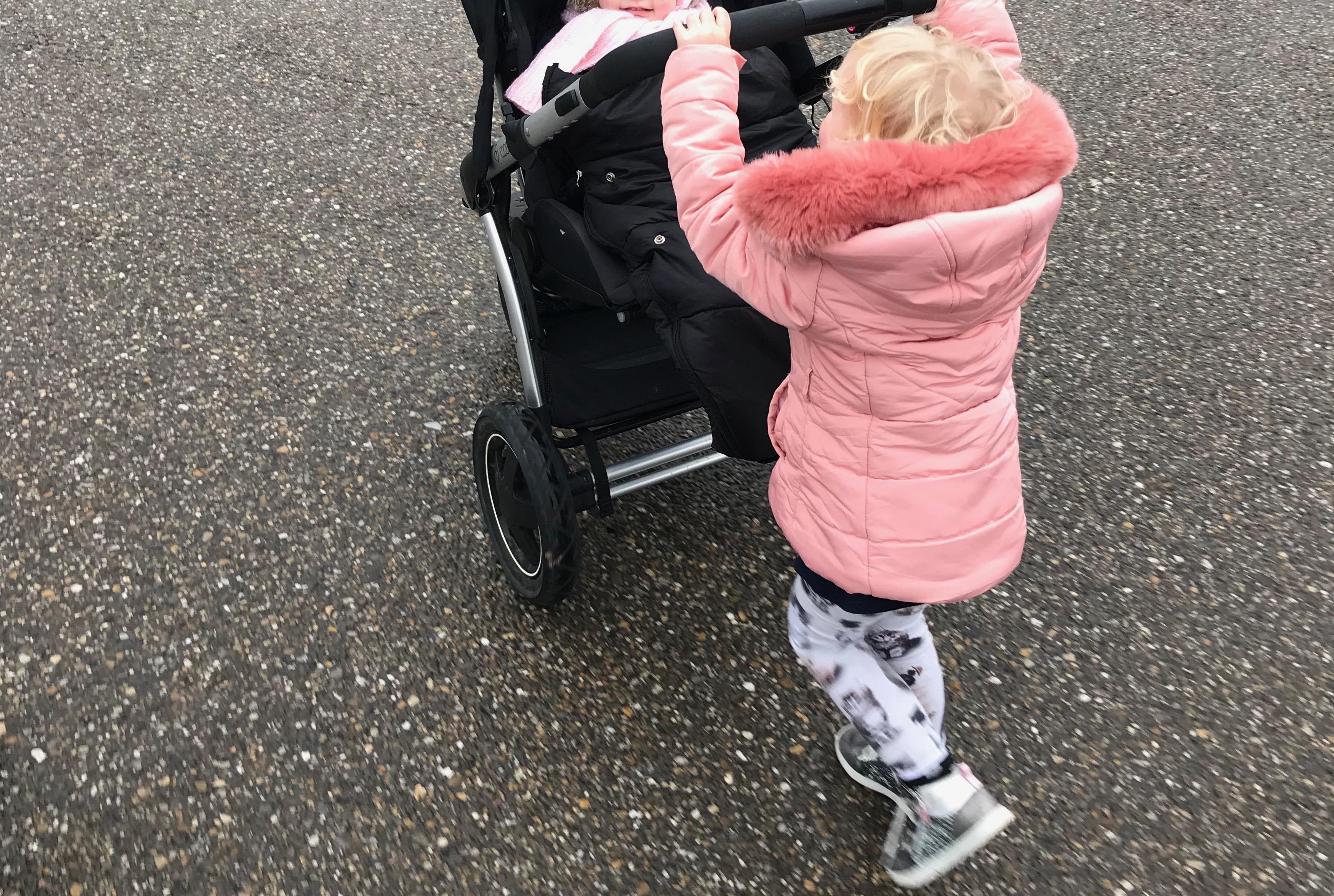 Werken en kinderopvang, hoe wij dit doen