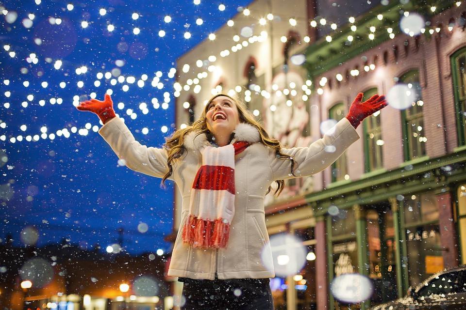 Kersttrui met lampjes, de nieuwste trend