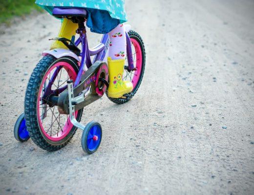 fiets kinderen