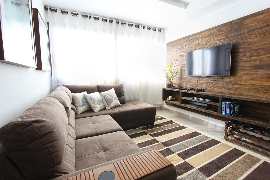 Kleine woonkamer inrichten