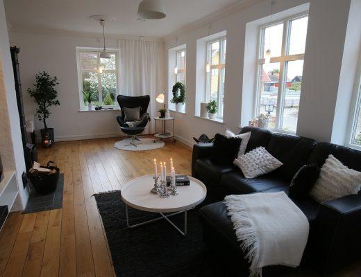 Kleine woonkamer optimaal benutten