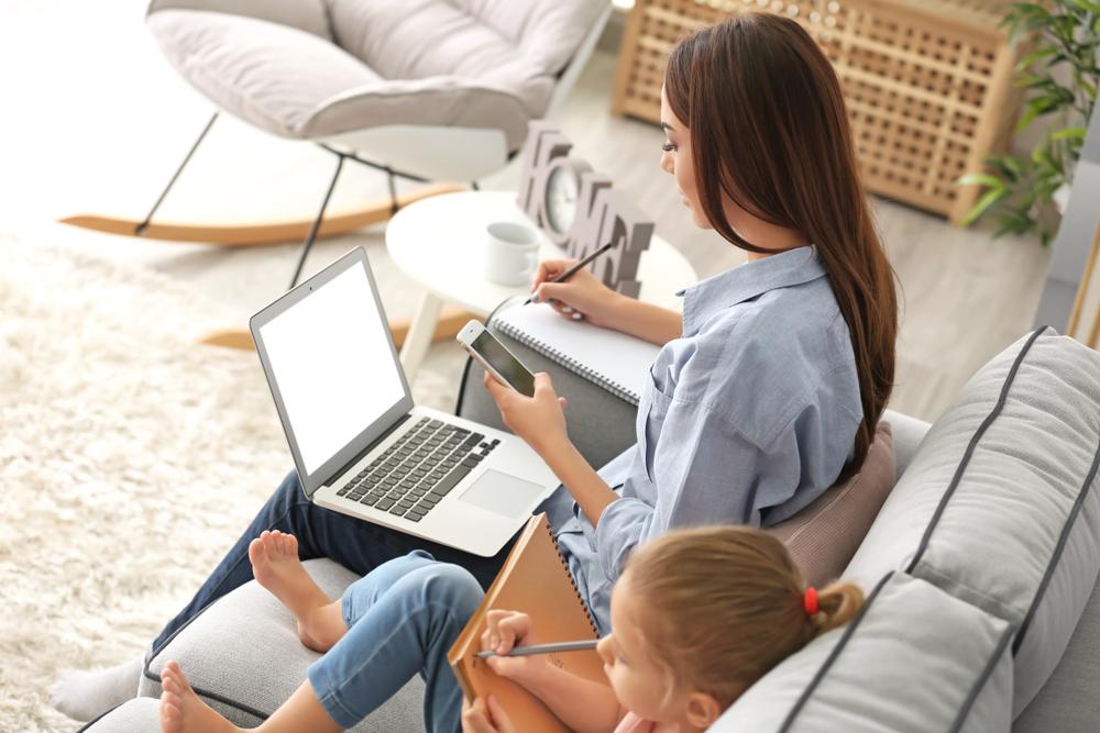 Thuiswerken mét kinderen? Met deze tips pak je het goed aan!