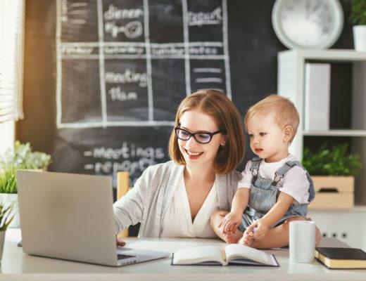 Tips voor thuiswerken met kinderen
