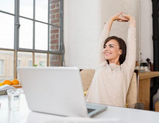 Pauze tijdens werk is belangrijk voor een goede werkdag