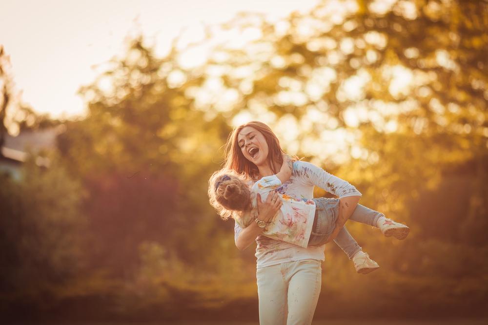 Zo houd je je leven spontaan als werkende moeder