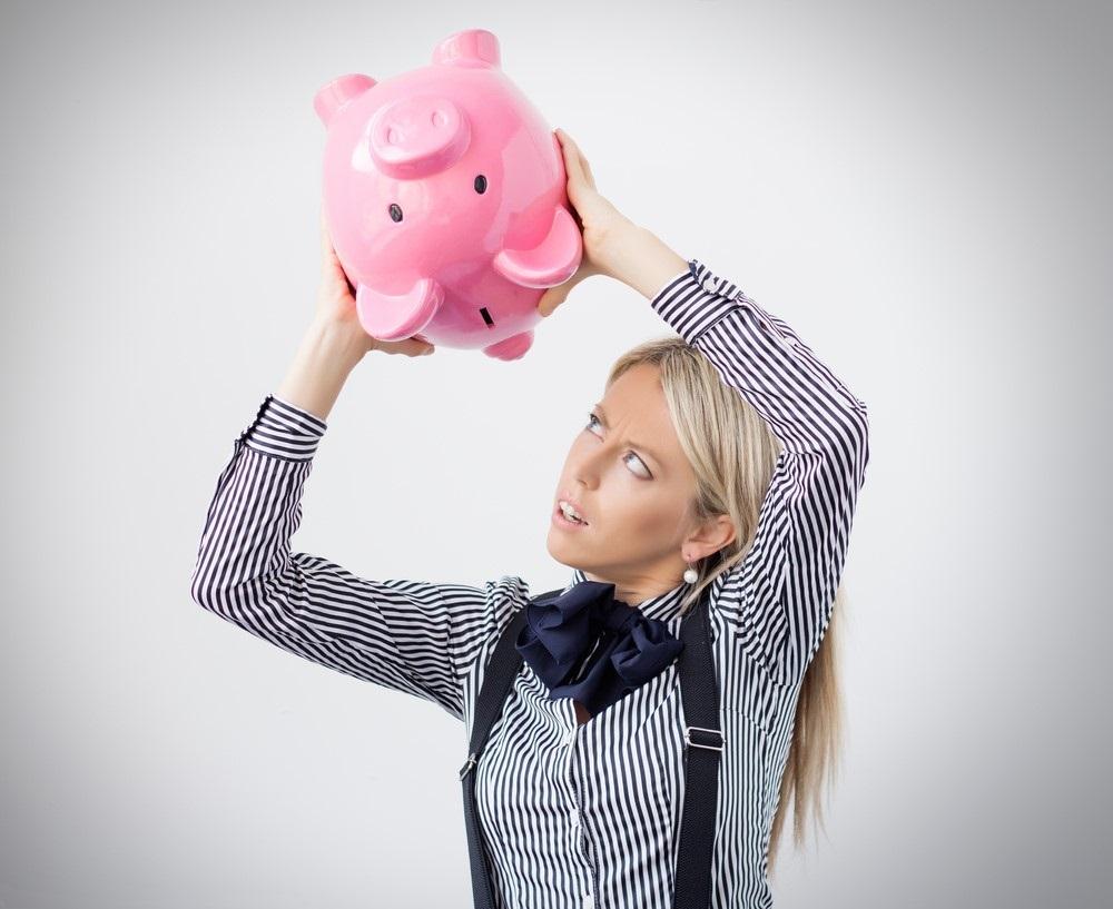 Geld lenen als zelfstandige opties en obstakels
