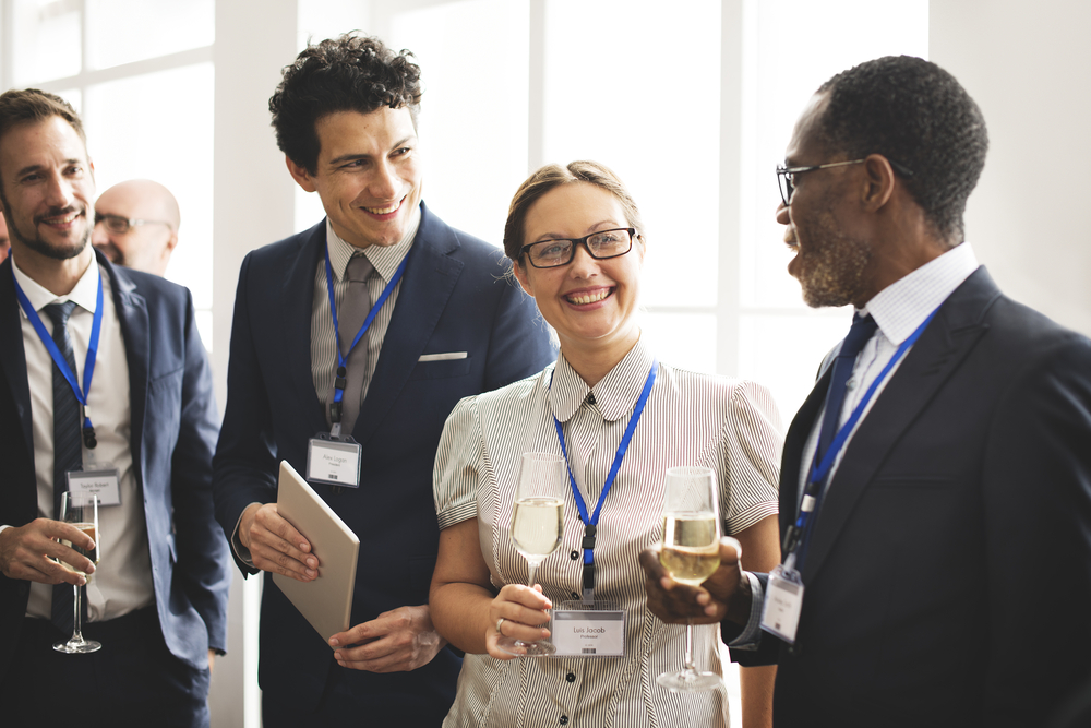 Succesvol zijn in zakelijk netwerken? Lees onze tips!