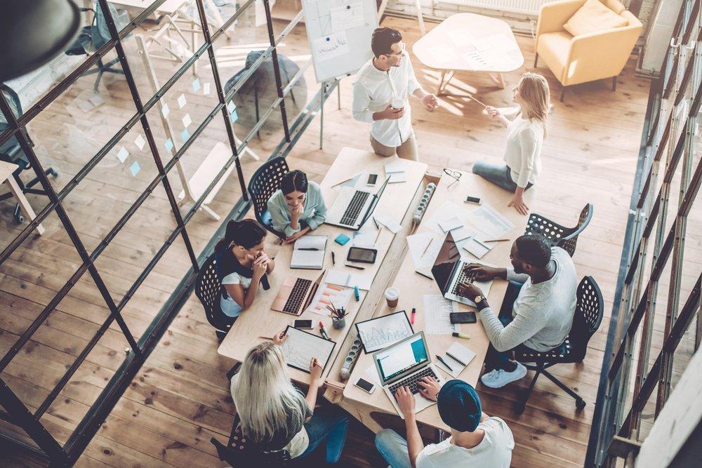 Een flexibele kantoorruimte huren voor coworking? Lees de voordelen!