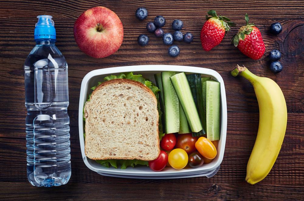 Gezond eten en meer tips voor je lunchpauze op werk