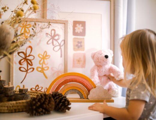 De kinderkamer inrichten met deze 6 tips pak je het goed aan