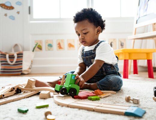 Houten speelgoed; dit zijn de voordelen!