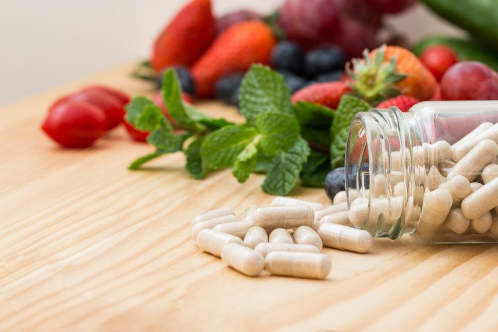 Vitamine voor extra energie