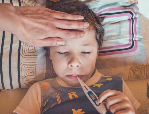 Heeft jouw kind een griepje te pakken Dit kun je doen!