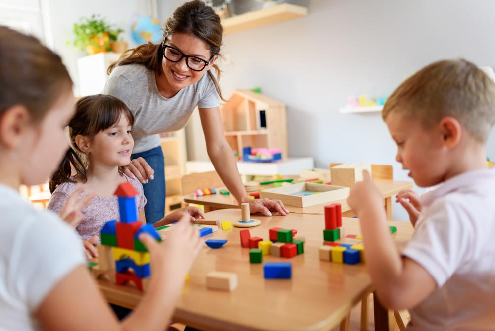 Dít zijn de 7 voordelen van kinderopvang