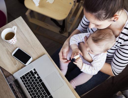 Hoe kun je een studie combineren met het moederschap?
